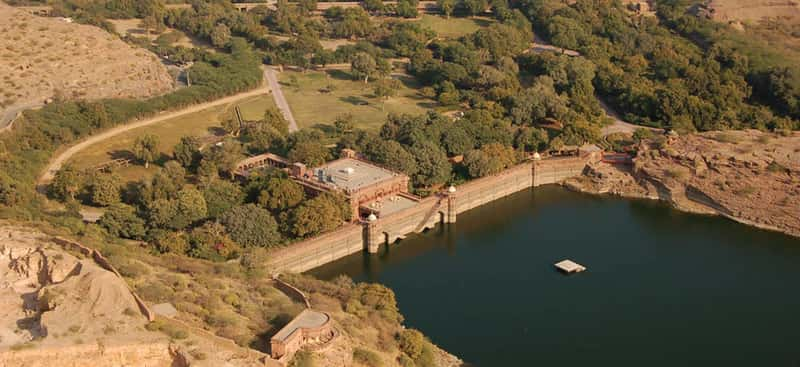 Balasamand Lake, Jodhpur