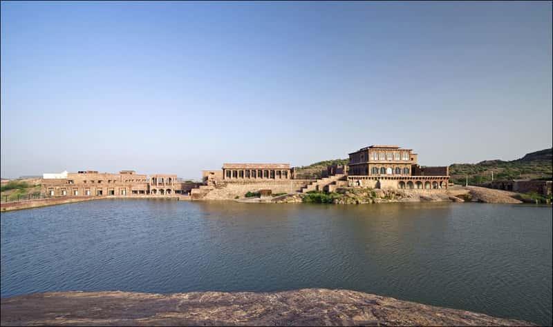 Takht Sagar Lake, Jodhpur