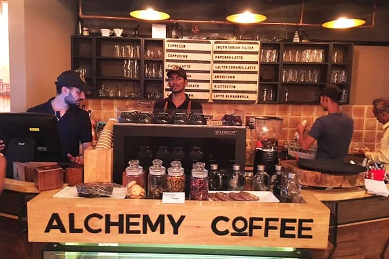 Alchemy Coffee Roasters