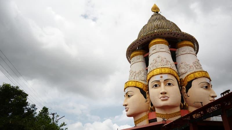 Shrungagiri Sri Shanmukha Temple