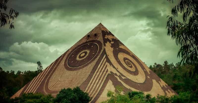 Maitreya-Buddha Mega Pyramid