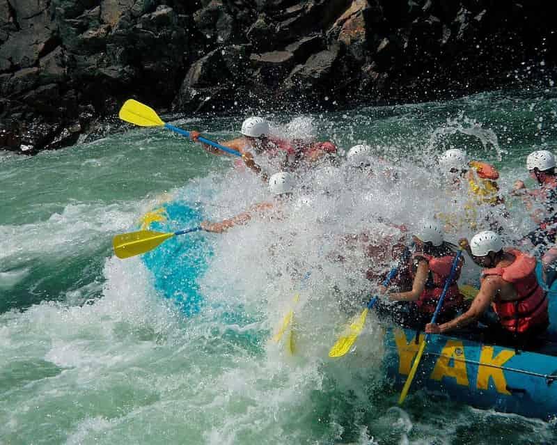 River Rafting in Bangalore