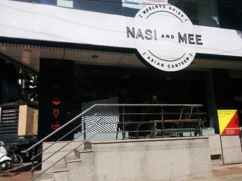 Nasi And Mee