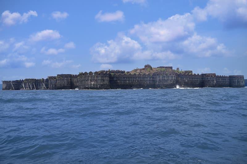 Alibaug Fort
