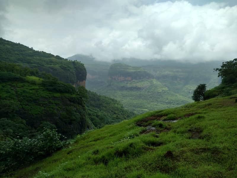 Andharban, Tamhini village.