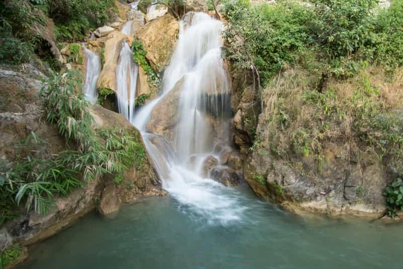 Badri Falls