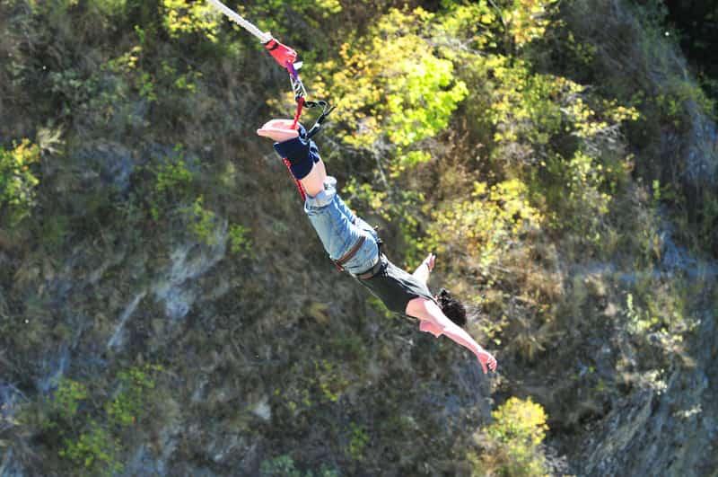 Bungee Jumping in Lonavala
