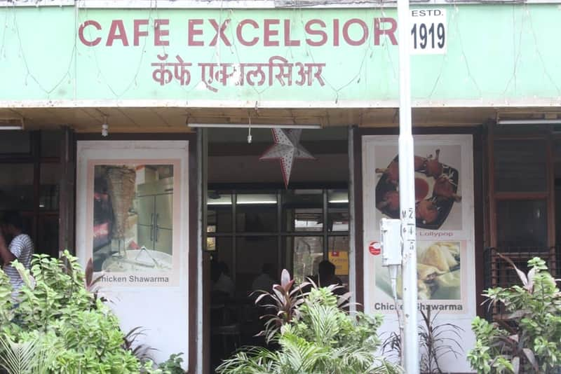 Cafe Excelsior, Fort