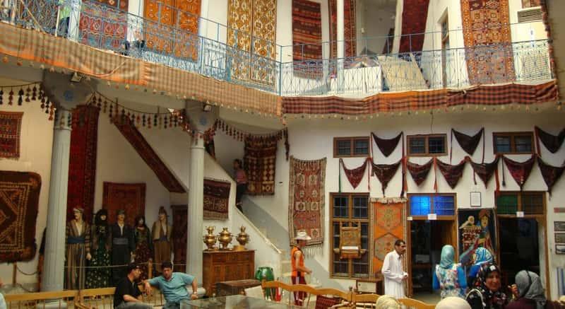 Calico Textile Museum
