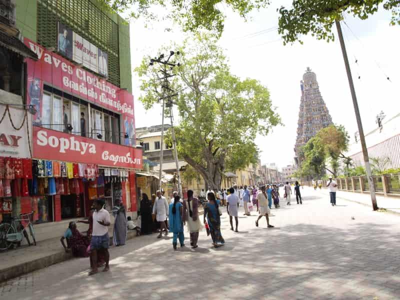 Chithirai Street