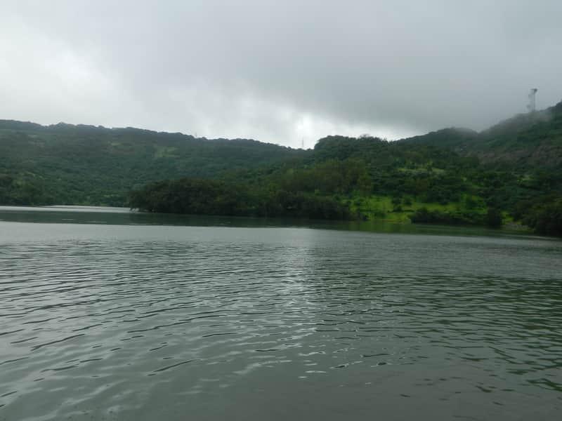 Enjoy romantic moments at the Bhushi Dam