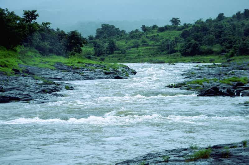Enjoy scenic walks around the Amba River