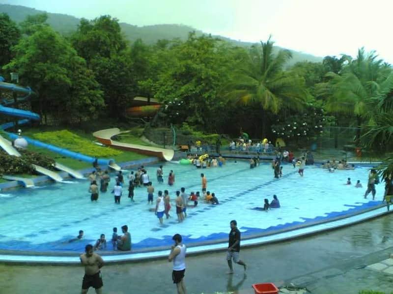 Great Escape Water Park,Virar
