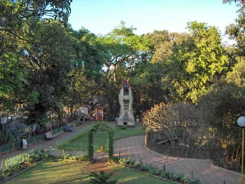 Hanging Gardens, Mumbai.