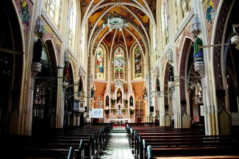 Holy Name Cathedral, Colaba