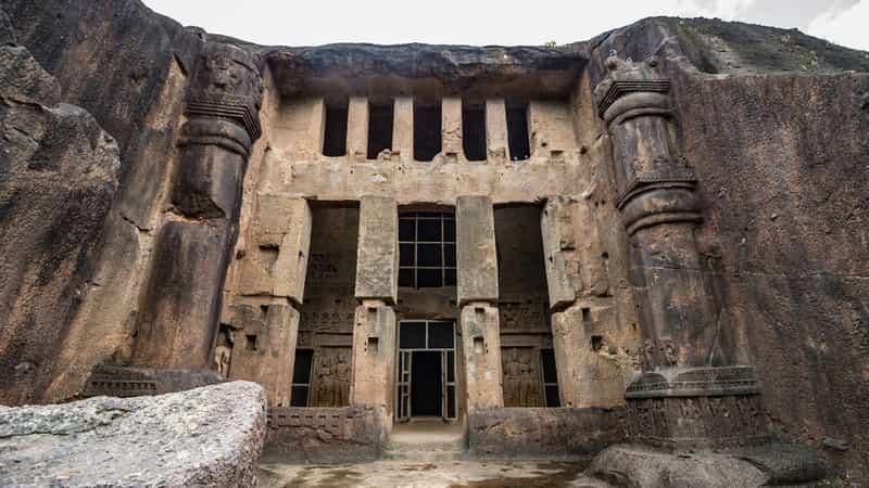 Kanheri Caves, Maharashtra