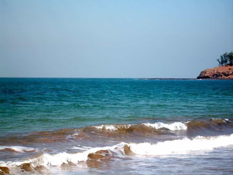 Kashid Beach, Maharashtra