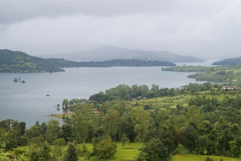 Koyna Dam in Tapola