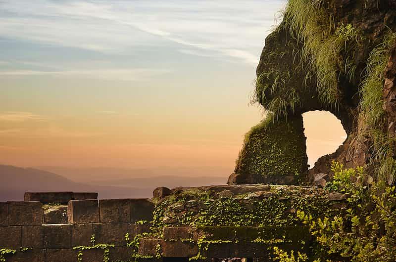 Lohagad Fort near Lonavala