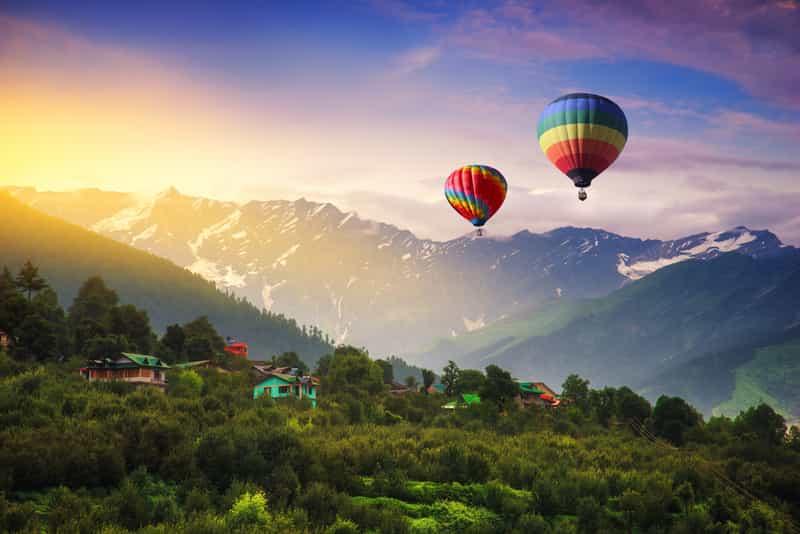 22 Places to Visit Near Delhi in Summer, Weekend Getaways from Delhi