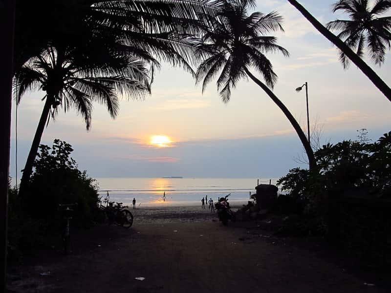 Mandwa Beach