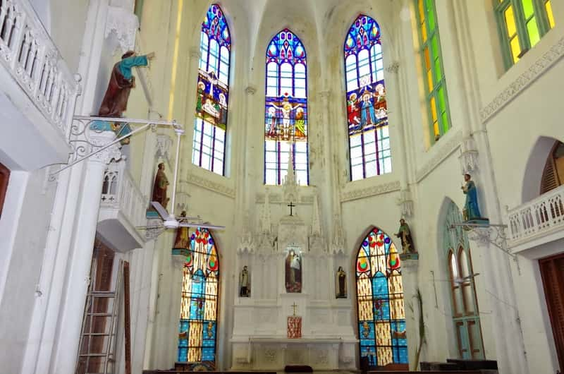 Our Lady of Glory Church, Byculla