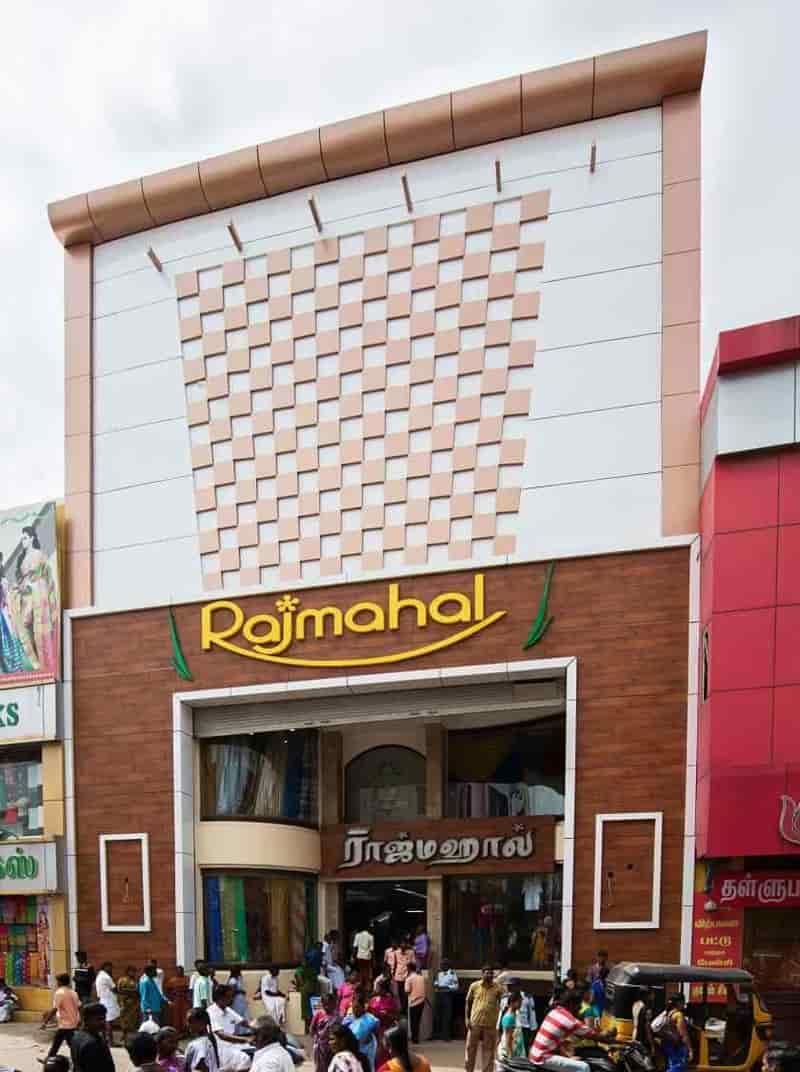 Rajmahal Silks