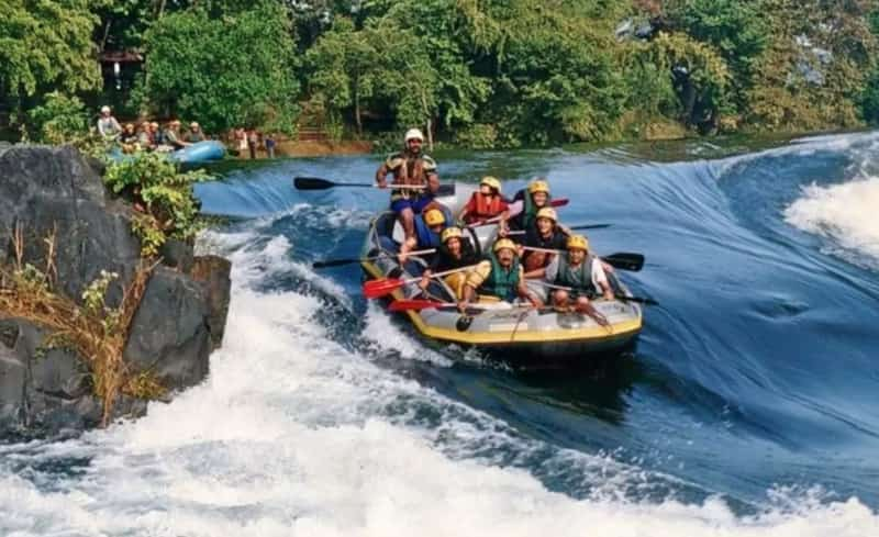 River Rafting at Kolad