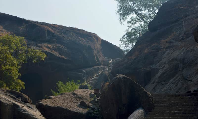 Route to Kanheri Caves