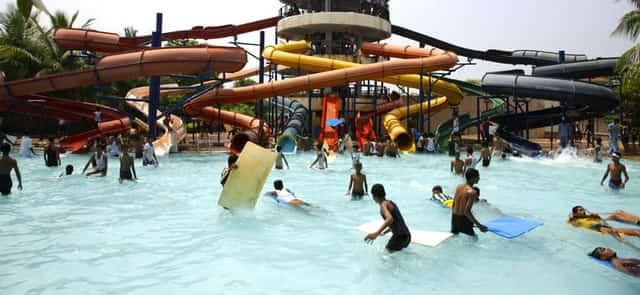Shangrila Water Park. Bhiwandi