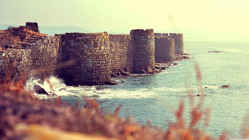 Sindhudurg Fort