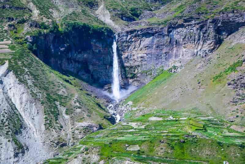 Sissu Falls