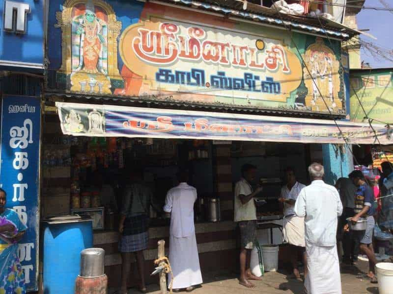 Sri Meenakshi Coffee Bar
