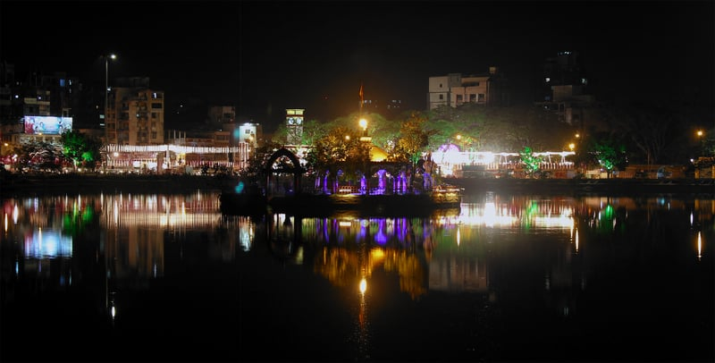 Talao Pali at night