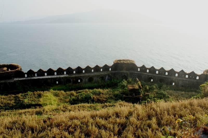 The Murud Janjira Fort