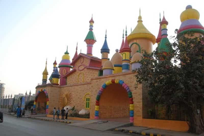 The Vardhman Fantasy Amusement Park