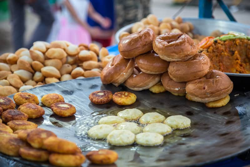 20 Street Food in Chandigarh, Delectable Street Foods in