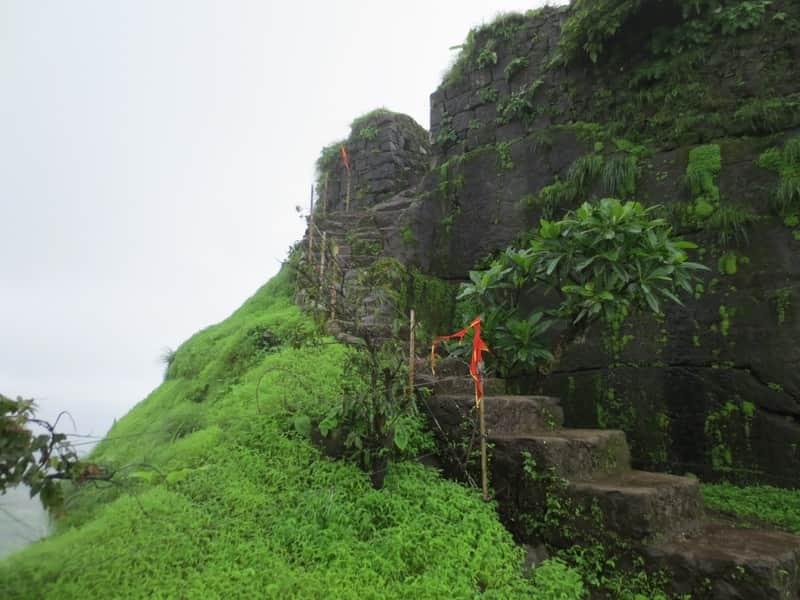 Tikona Fort