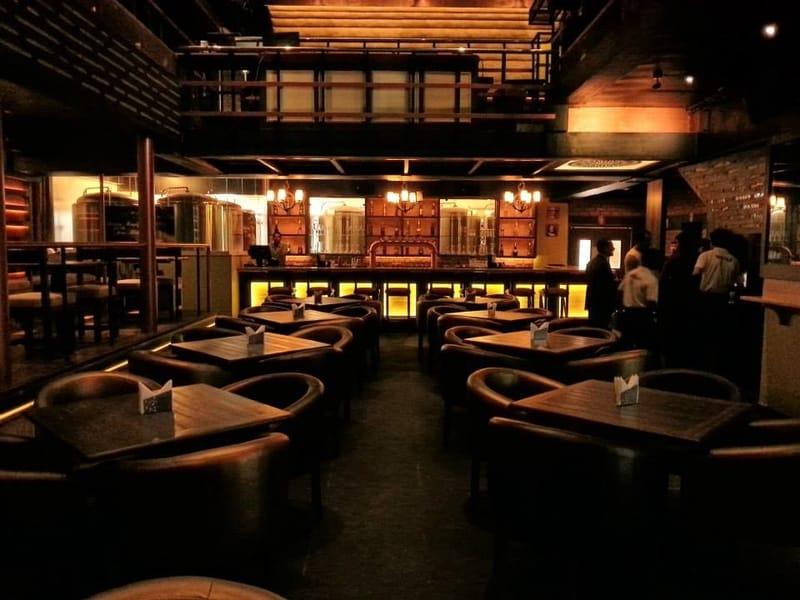 Vapour Pub & Brewery