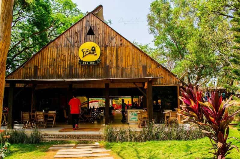 Rasta Cafe