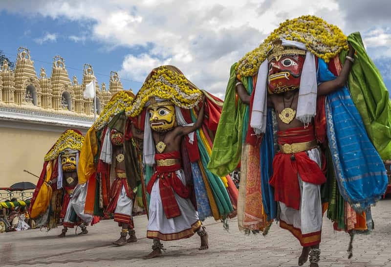 Dussehra celebration in Mysore