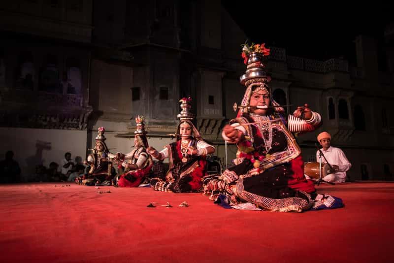 Gangaur Celebration in Rajasthan