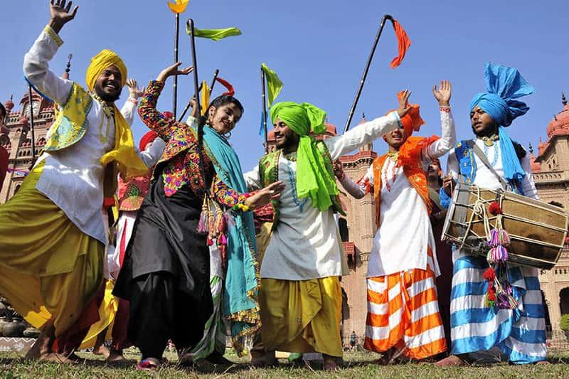Lohri Festival Celebration