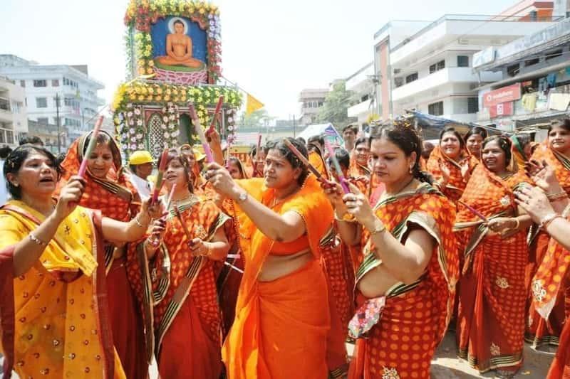 Mahavir Jayanti Celebration