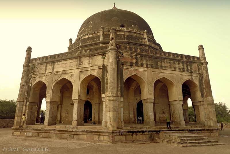 Adham Khan's Tomb
