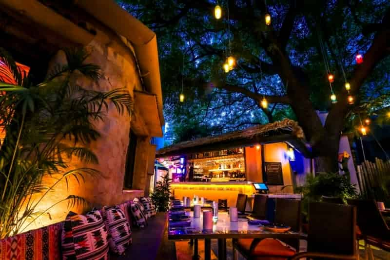Arriba - Mexican Grill & Tequileria
