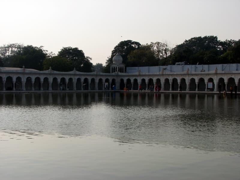 Bangla Sahib Sarovar