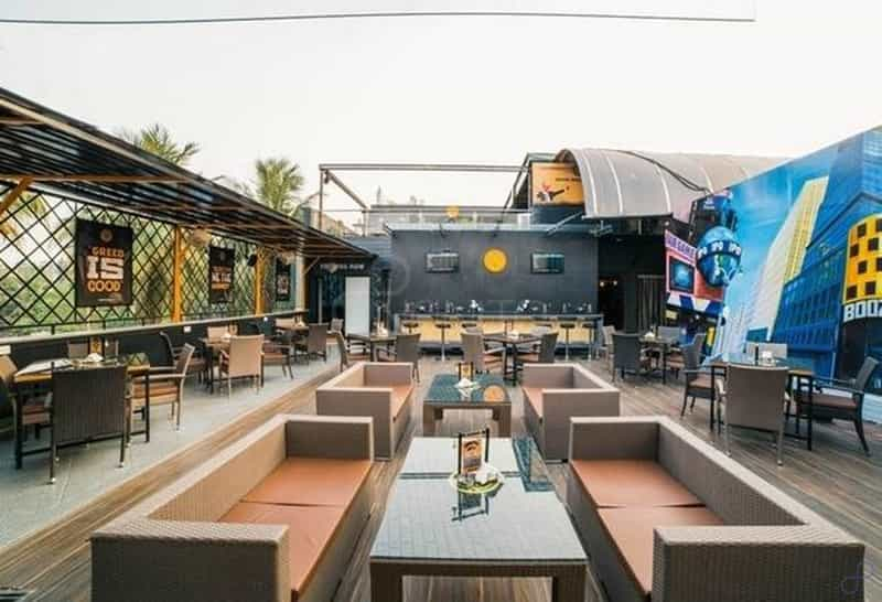 Bar Exchange is a brewery in Hyderabad with a new concept