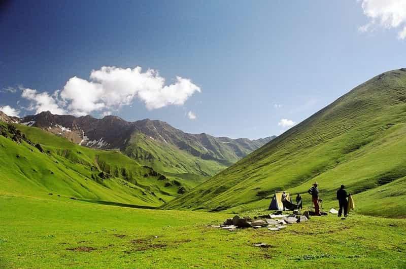 Bhadraj Hill Trek