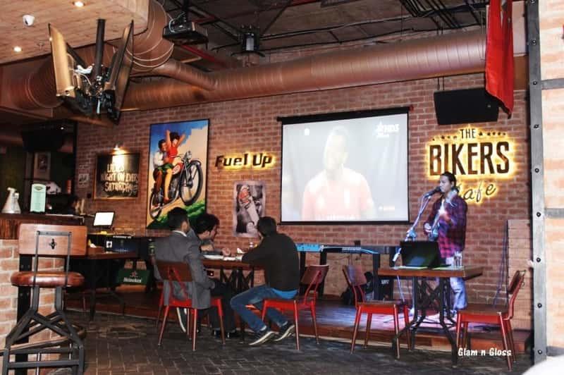 Bikers Cafe